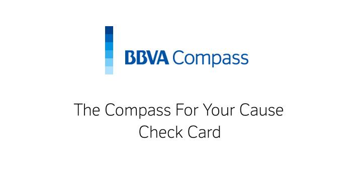 BBVA Compass Check Card
