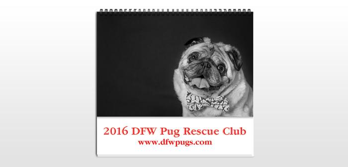 The DFWPRC 2016 Calendar