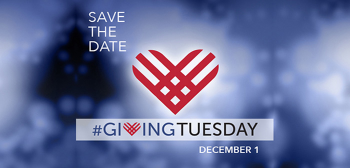 Giving Tuesday 2015 – Dec 1st