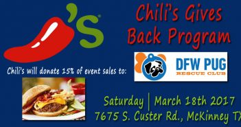 Chili's Gives Back – March 18