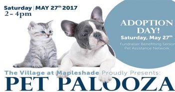 Pet Palooza – May 27th
