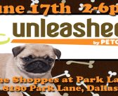 Unleashed by Petco – June 17th
