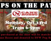 Pups of the Patio – Oct 23rd