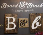 Board & Brush Fundraiser- 6.9.18