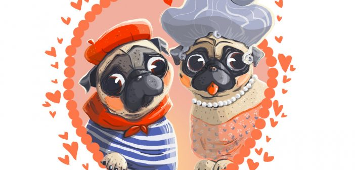 Pug-a-Grams: On Sale Now!