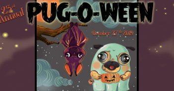 23rd Annual Pug-O-Ween – 10.27.19